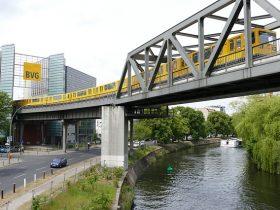ベルリンの交通機関