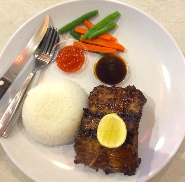 ババ ポーク リブス(Baba pork ribs)