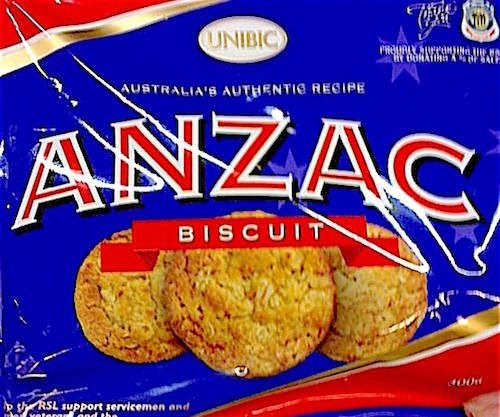 ANZAC Cookies(アンザッククッキー)