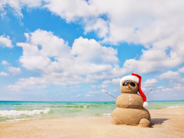 オーストラリアのクリスマス