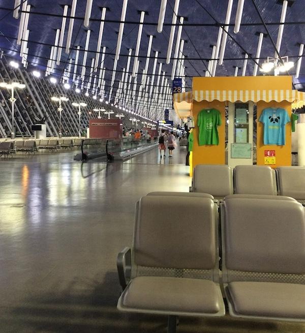 カンボジアの空港