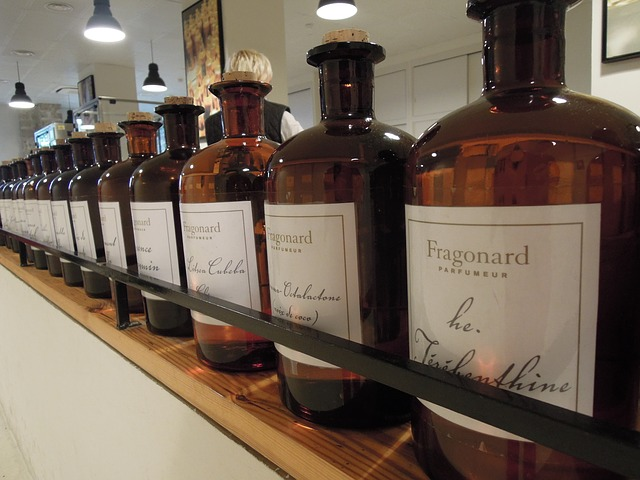 フラゴナール(Fragonard)の練り香水