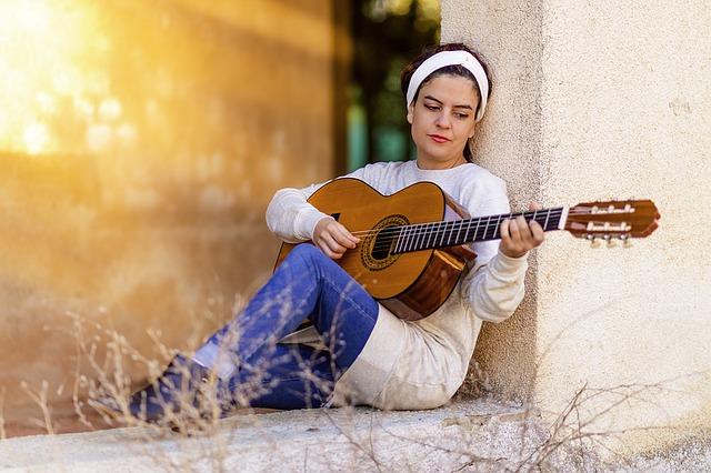 スペイン人の女の子