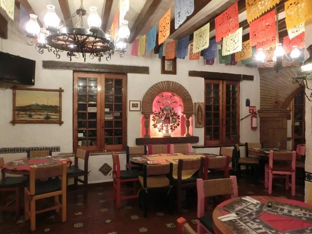 メキシコ料理レストラン