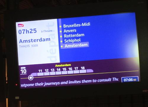 TGVの掲示板