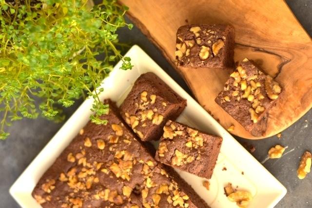 Vegemite Chocolate Brownies(ベジマイト入りチョコブラウニー)