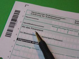 ベルリンでの税務登録