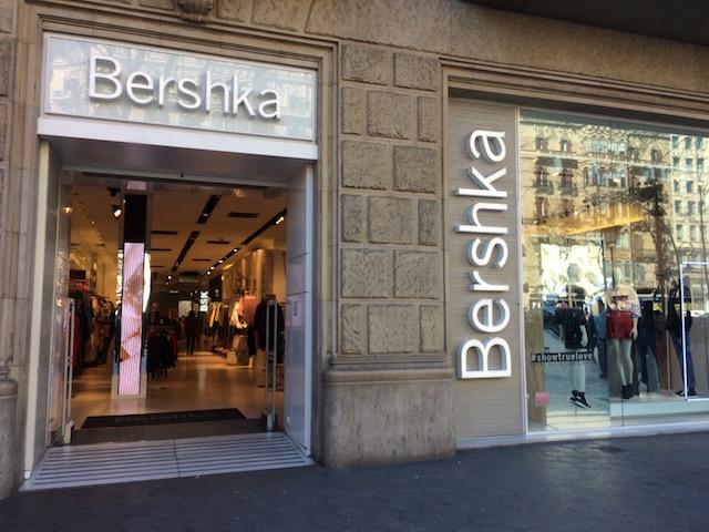 Bershka(ベルシュカ)