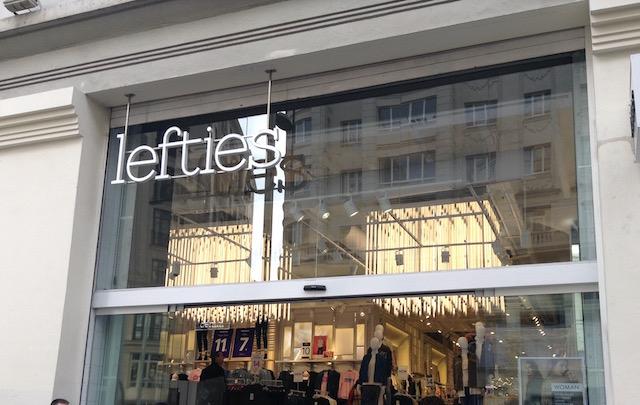 Lefties(レフティーズ)