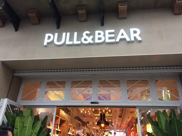 PULL&BEAR(プルアンドベア)