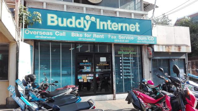 Buddy Motorbike Rental