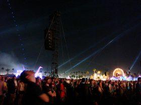 アメリカ最大の野外フェスティバル、コーチェラ