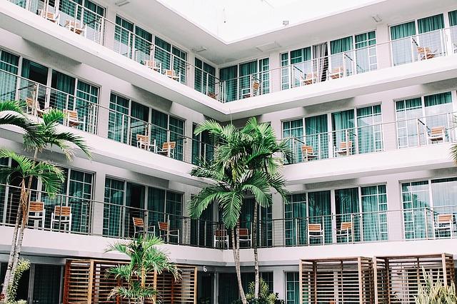ホテル型マンション