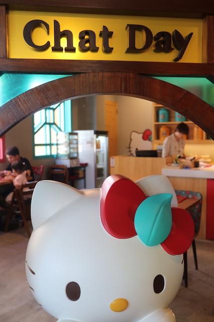 ハローキティレストラン