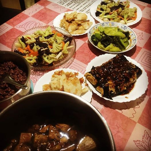 台湾の年越し料理