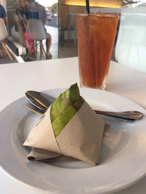 マレーシアの国民食Nasi Lemak