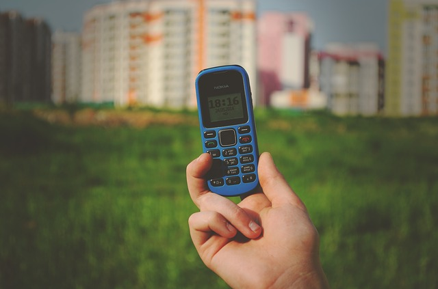 nokiaの携帯電話