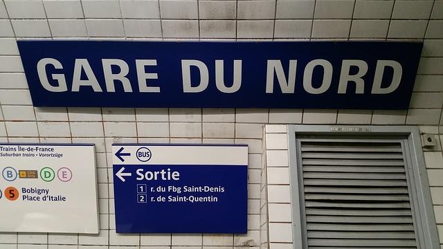 ガル・デ・ノルド「北駅」