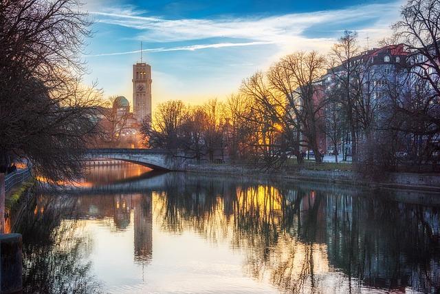 ドイツの川