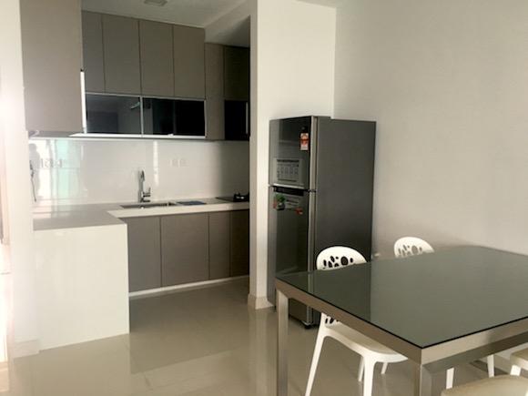 マレーシアの部屋