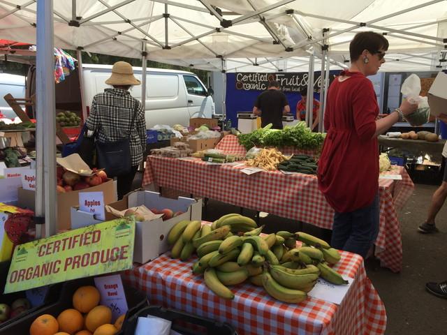 フレンチフォレスト(French forest organic food markets)