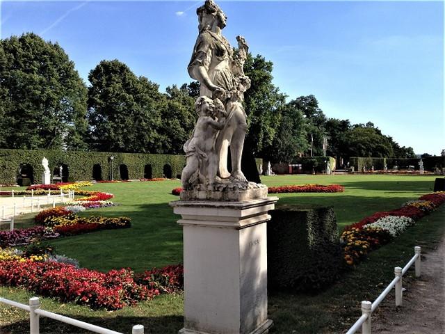トリーア市パレス・ガーデン