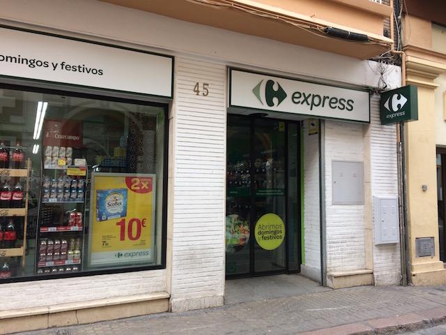 Carrefour Express/Carrefour Market