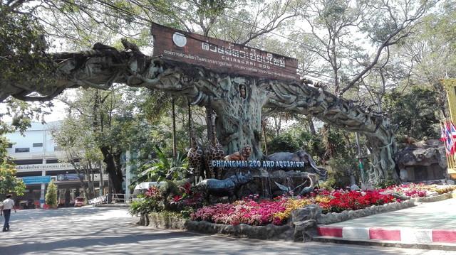 チェンマイ動物園