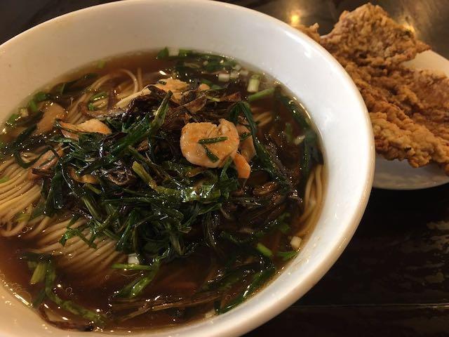 中国の麺料理