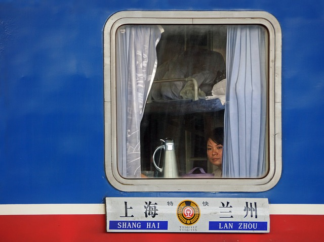 中国の寝台列車