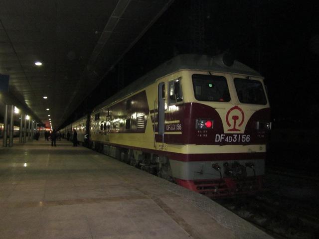 中国の電車