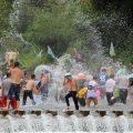 タイが一番ヒートアップする祭!ソンクラーンで水かけ合戦
