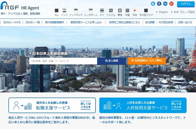 RGF/ RGF HR Agent(Shanghai)