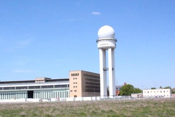 テンペルホーフ空港