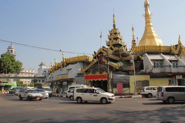 ミャンマーのヤンゴン