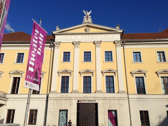 レーゲンスブルク劇場