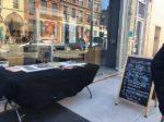 ニューヨークでゆったりくつろげるカフェ「Sugarcube Dessert & Coffee」へ行ってきた