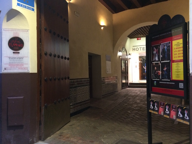 Casa del flamenco(カサ・デル・フラメンコ)