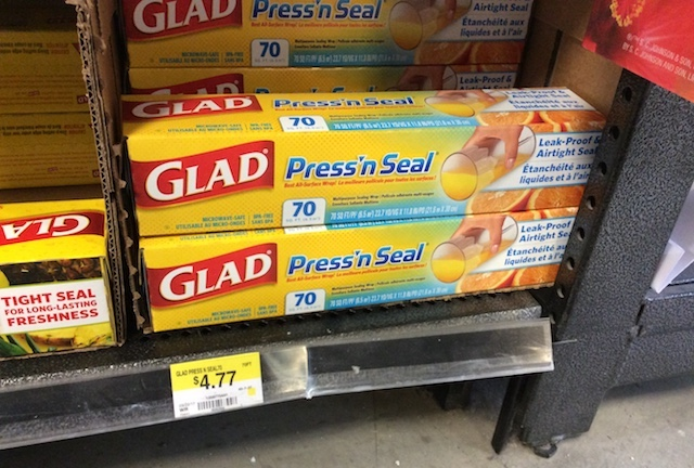 GLAD Press'n Seal