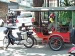 カンボジアの乗りものは?交通手段まとめ
