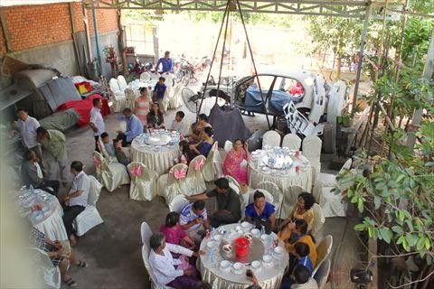 カンボジアの結納