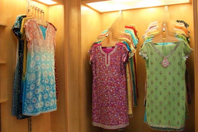 インドの服