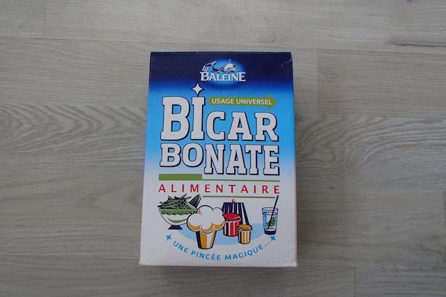 Bicarbonate de soude(ビカルボナット・ドゥ・スドゥ)