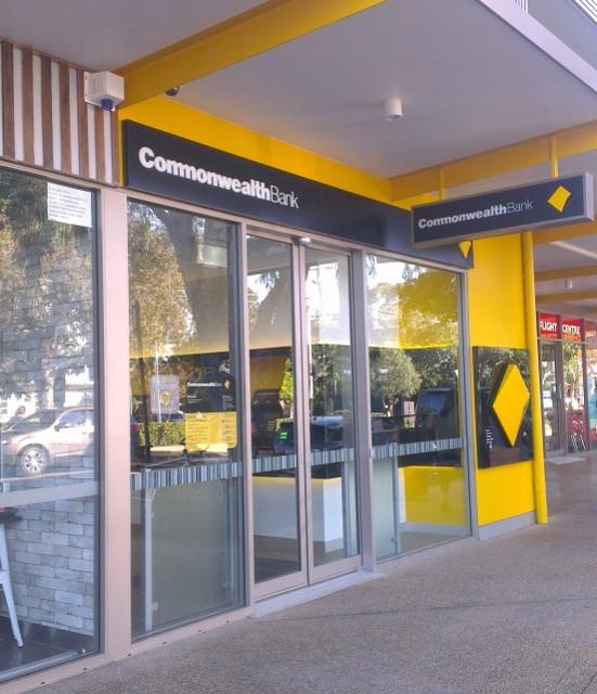 Commonwealth Bank(コモンウェルス銀行)