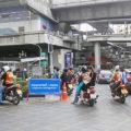 バンコクの道は渋滞知らずのバイクタクシーでスイスイ! バイクタクシー利用の注意点