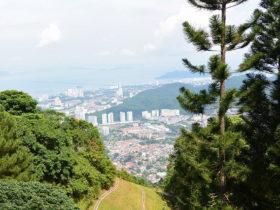 マレーシアのペナン島