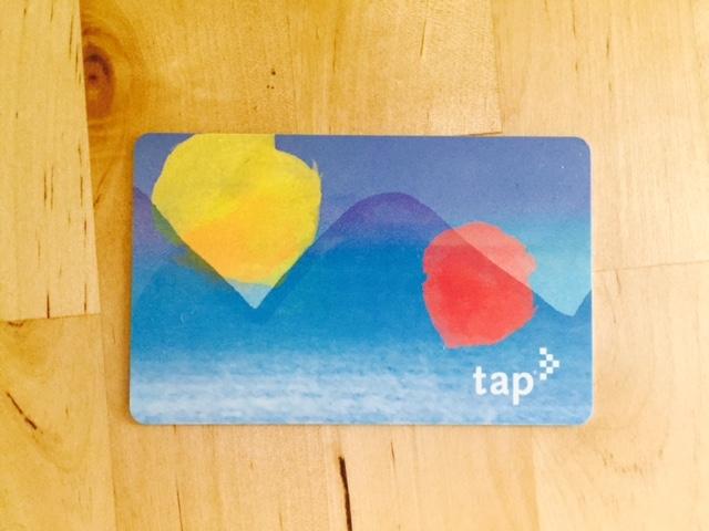 タップカード