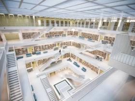 ドイツの図書館