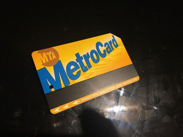 メトロカード(Metro Card)