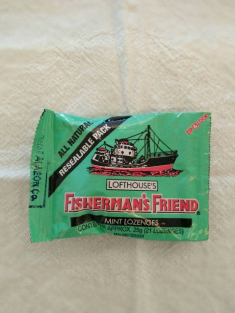 FISHERMAN'S FRIENDのトロー